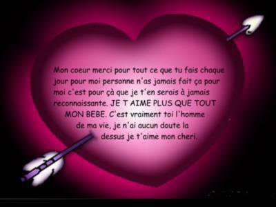 Lettre d 39 amour blog de hoareau60 - Lettre saint valentin pour son cheri ...